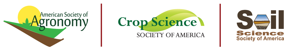 American Society of Agronomy (ASA), Crop Science Society of America (CSSA), Soil Science Society of America (SSSA)