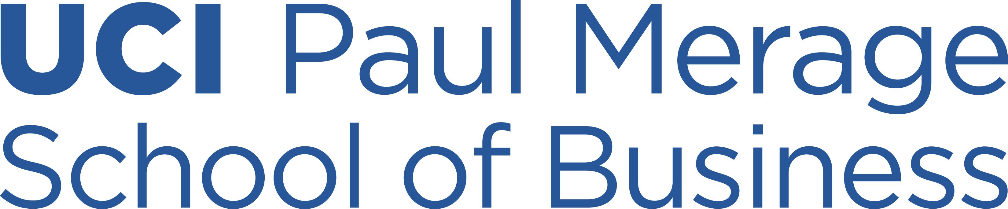 UC Irvine's Paul Merage School of Business Full-Time MBA