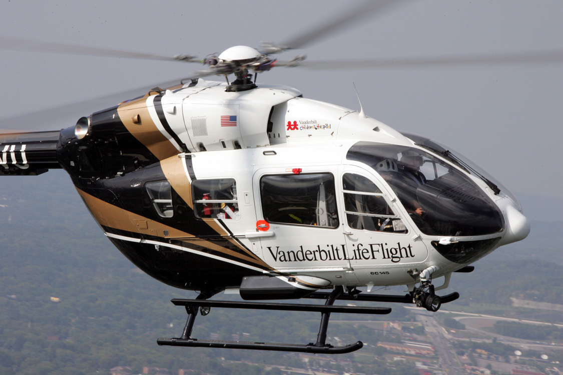 Vanderbilt Lifeflight Receives National Accreditation