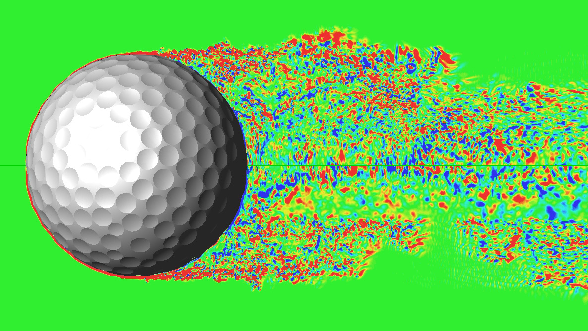 Golf ball research