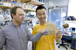 Marc Montminy and Yiguo Wang