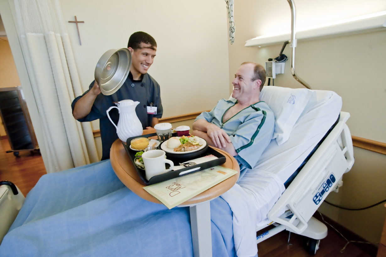 Gottlieb Memorial Hospital Serves Up Room Service-Style Dining