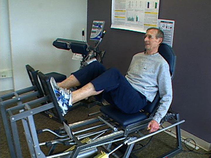 Older And Stronger Progressive Resistance Training Can