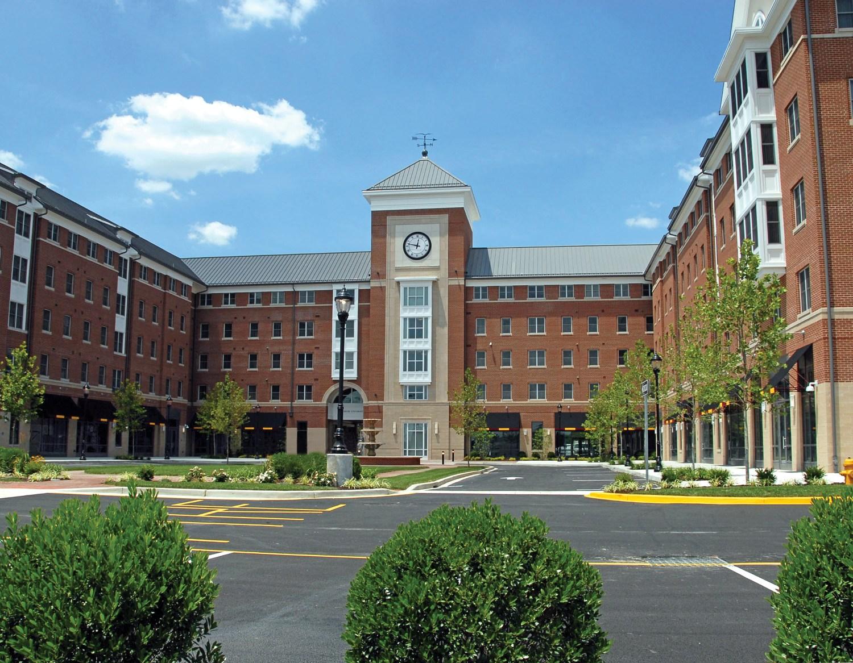Salisbury University Opens 45 Million Sea Gull Square