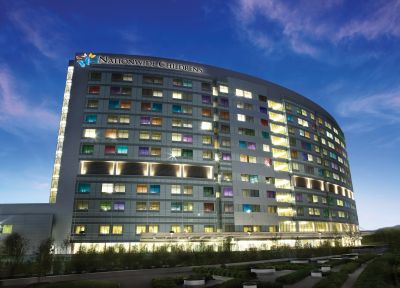 Nationwide Children S Hospital Celebrates Completion Of