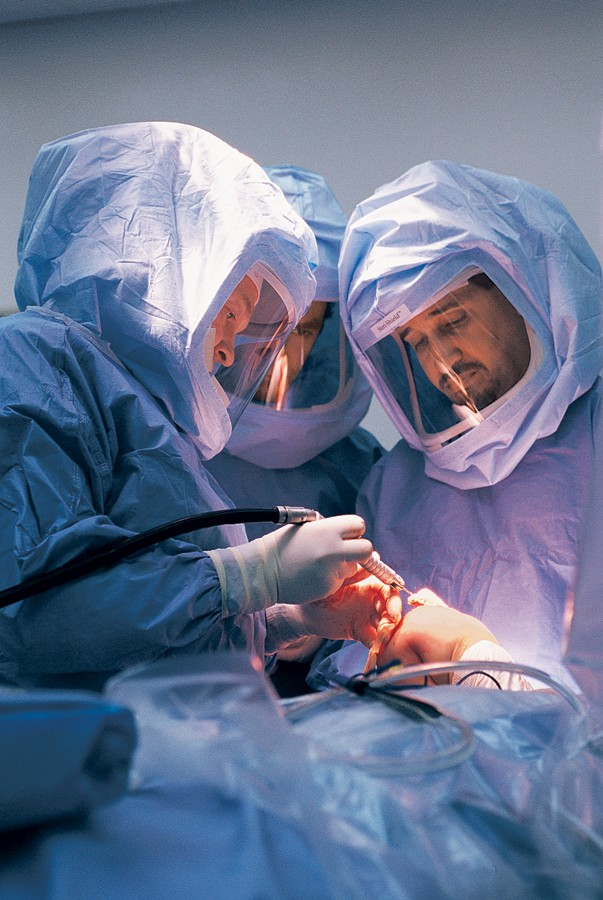hospital for special surgery has highest volume and significantly lower infection rate for total