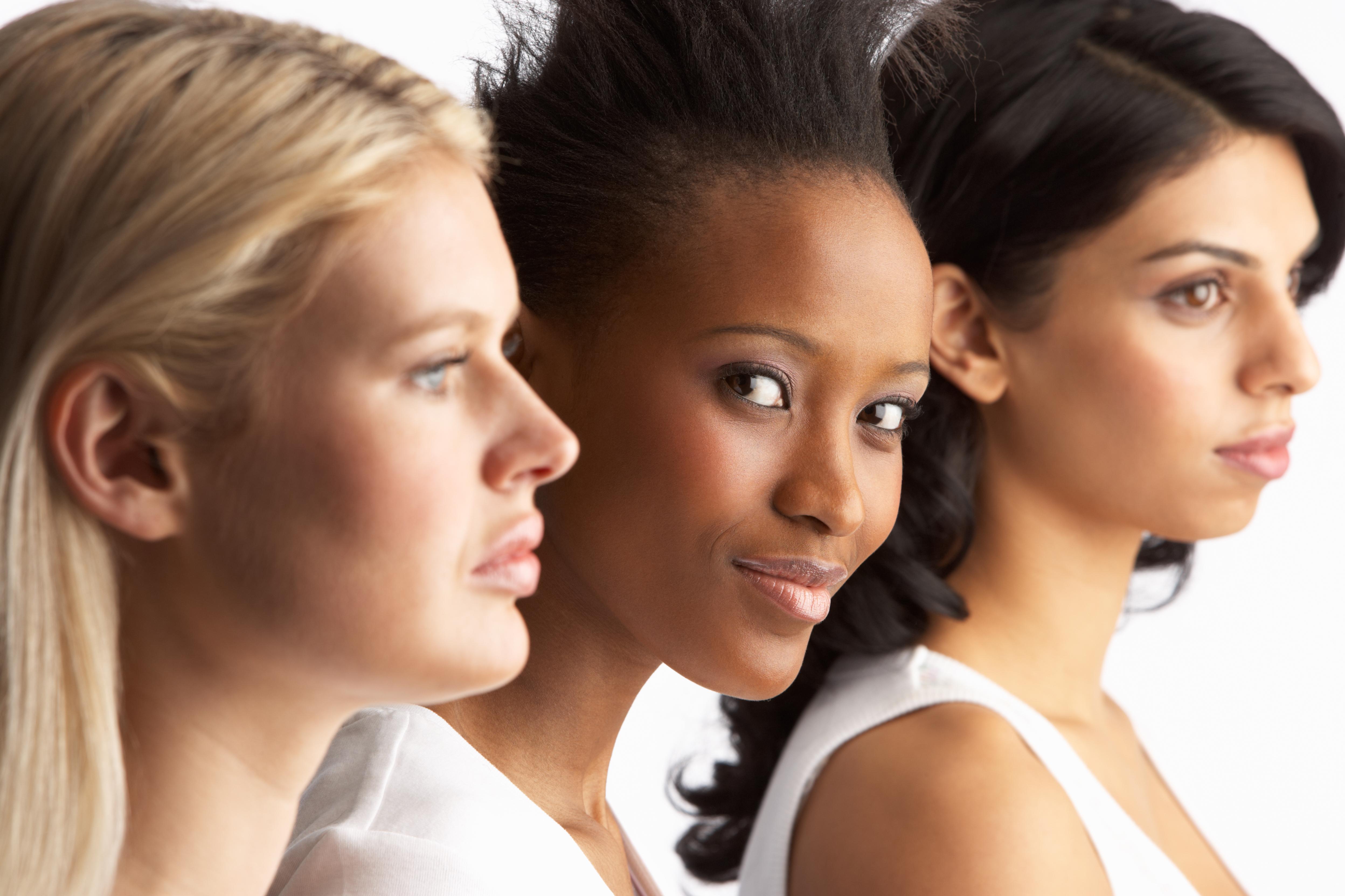 Фото женщин разных национальностей 2 фотография