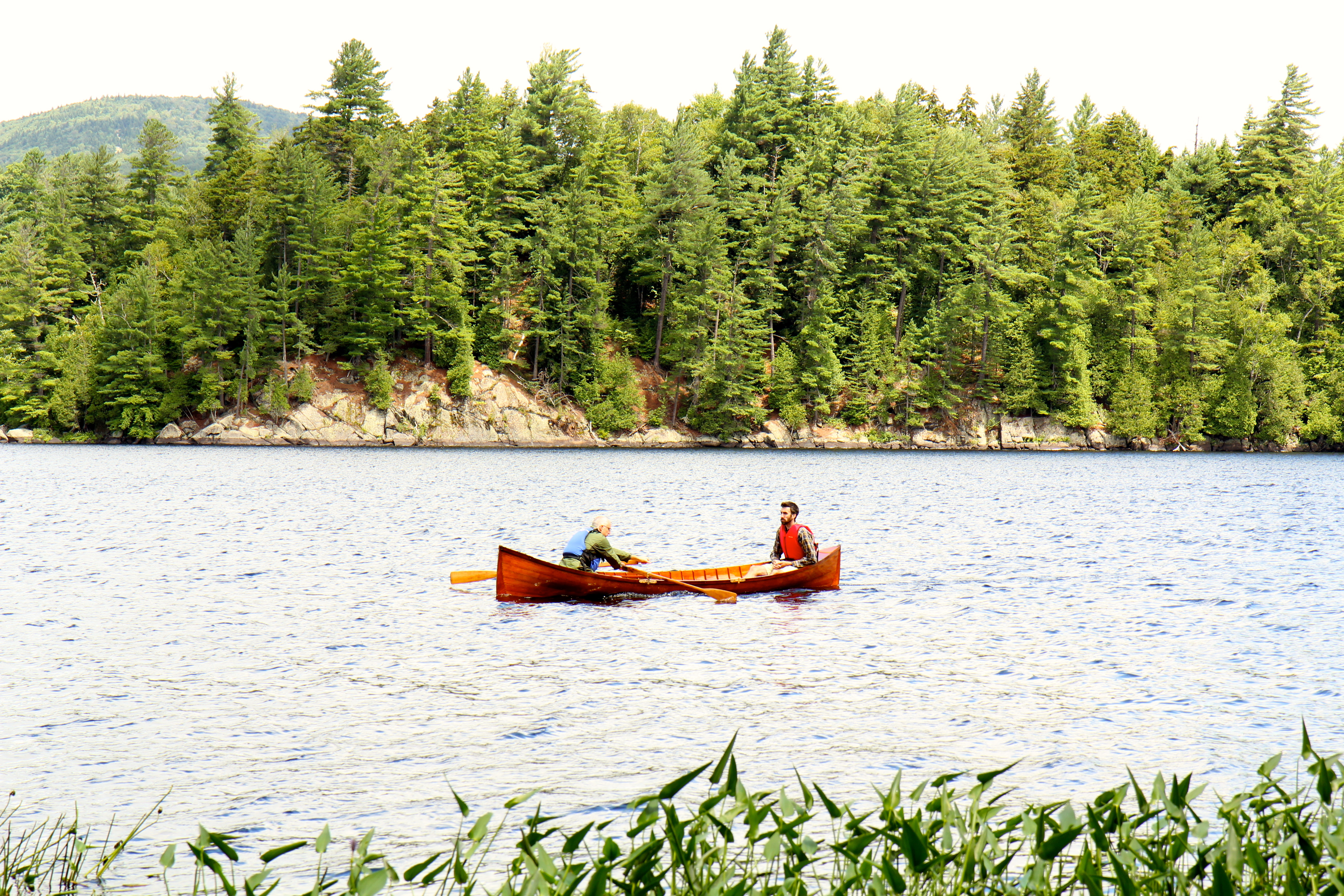 Treasured Guide Boat Goes Home To Adirondack Lake