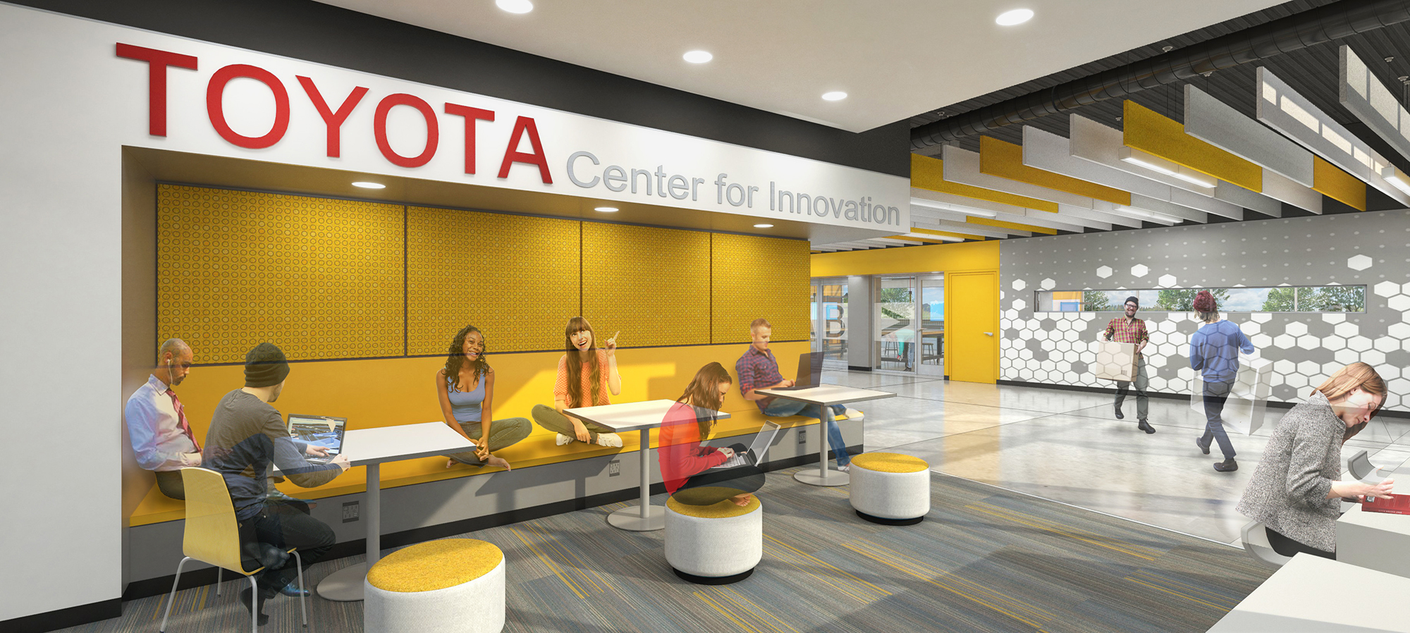 innovation in toyota By sharing the toyota production system, the food bank for ny is now able to provide more meals to those in need in just half the time.