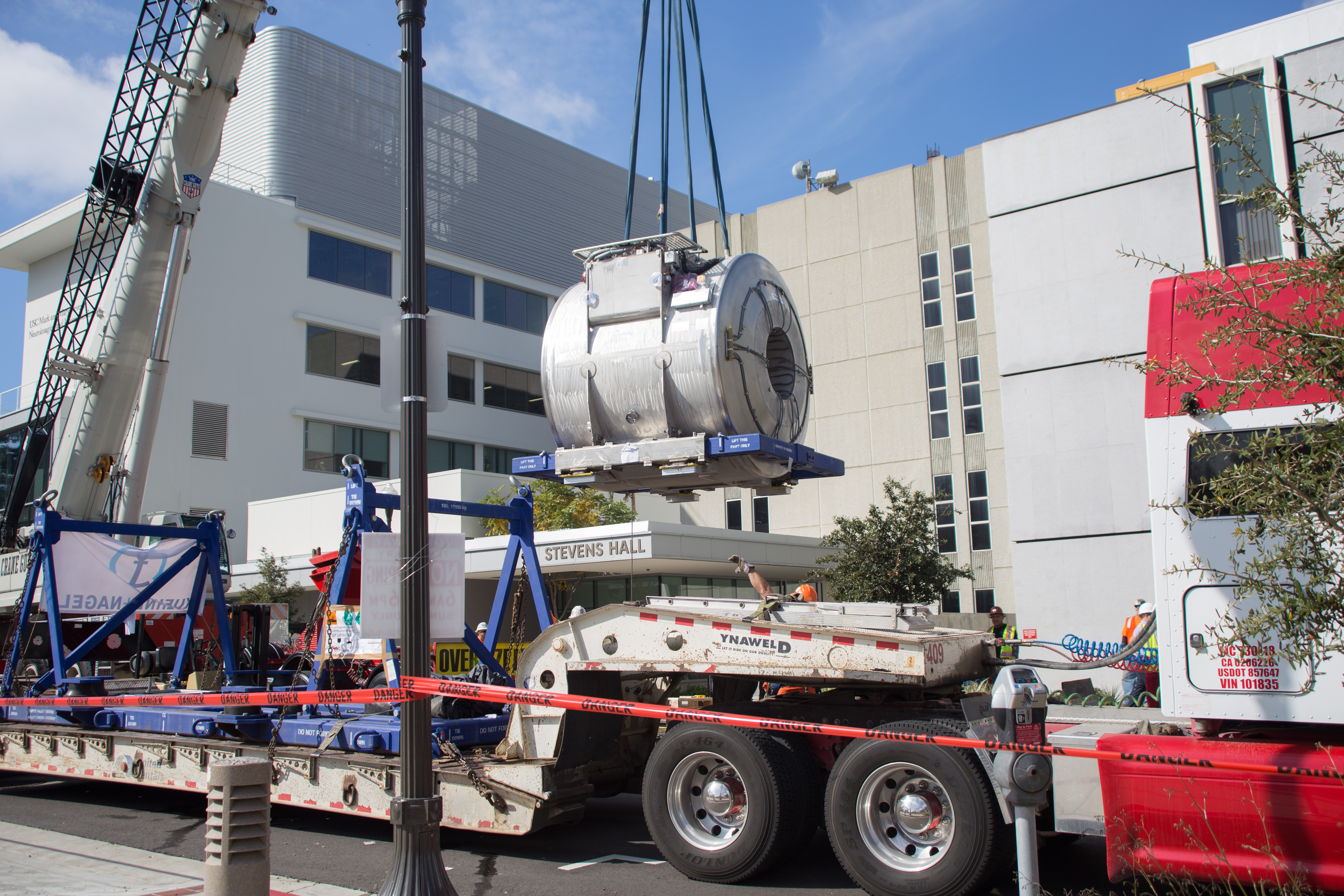 Photo Gallery: USC Stevens Hall Installs the First Next-Generation