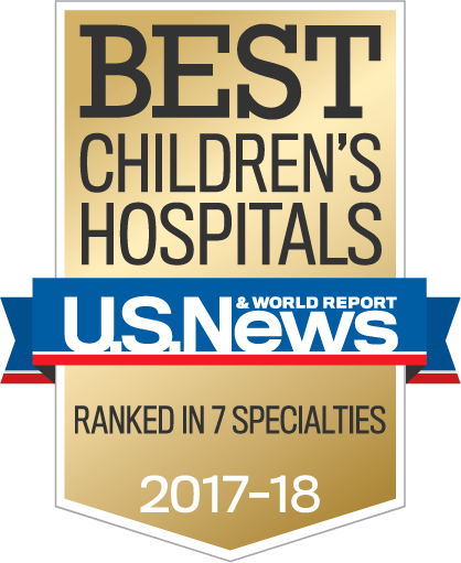 Jude Children's Research Hospital named nation's best for pediatric cancer