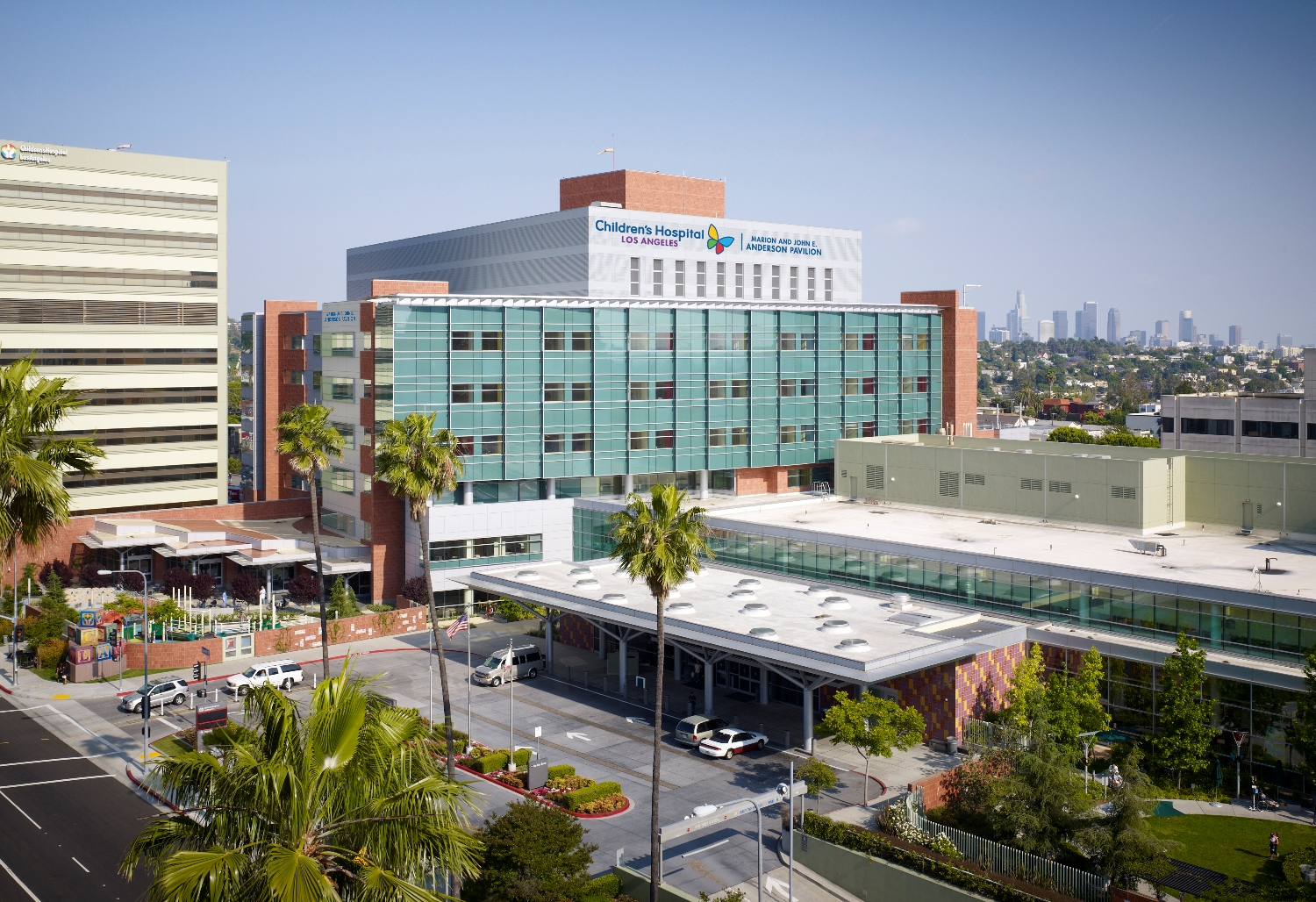 Best in the West: Children's Hospital Los Angeles Named No ...