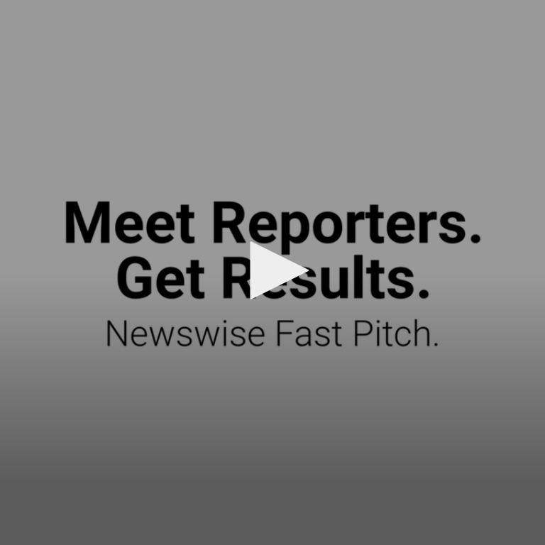 "Success with Meeting Reporters on a ""Fast Pitch"".jpg"