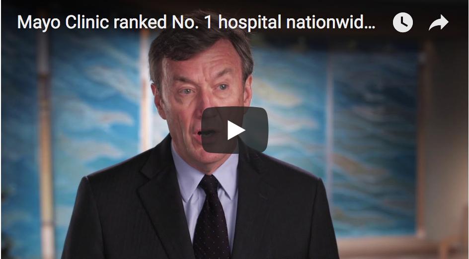 Mayo Clinic   Newswise