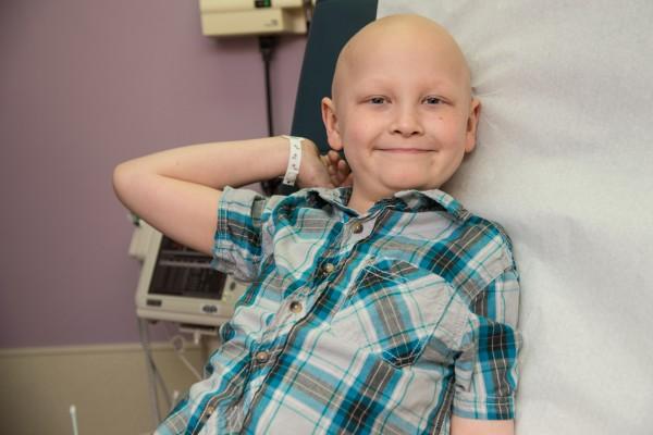 sarcoma cancer child)