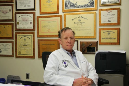 Colonel (Ret ) David G  McLeod Prostate Cancer Research