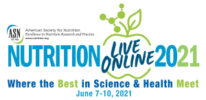 Newswise: Meeting Preview: Hot Topics at NUTRITION 2021 LIVE ONLINE
