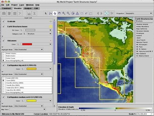 Newswise: Student GIS Software Fulfills NRC Recommendations