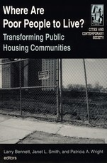 Newswise: New Book Asks 'Where Are Poor People to Live?'