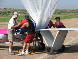 Newswise: High-Flying Balloons Begin Tracking Emerging Hurricanes