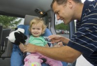 Newswise: Scientist Seeks to Improve Car Seat Safety for Children