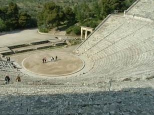 Newswise: Seats Helped Ancient Greeks Hear From Back Row