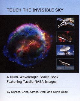 Newswise: NASA Unveils Cosmic Images Book in Braille for Blind Readers