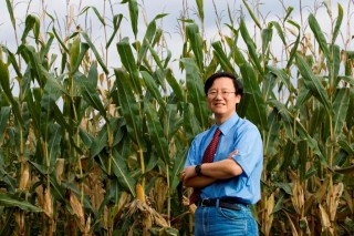 Percival Zhang, a scientist at Virginia Tech, is developing a new process for converting plant sugars into hydrogen that could be used to cheaply and efficiently...