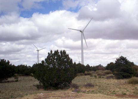 Newswise: Wind Farm May be on the Way for Sandia, Kirtland Air Force Base