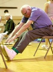 Falls are one of the most common causes of injury and death among the elderly.
