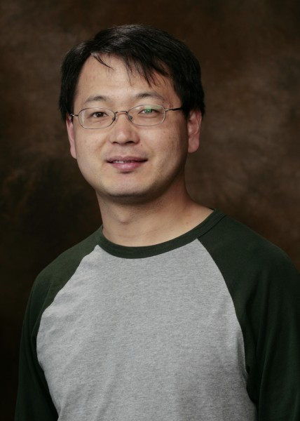 Fang-zhen Teng, assistant professor of geosciences, University of Arkansas.