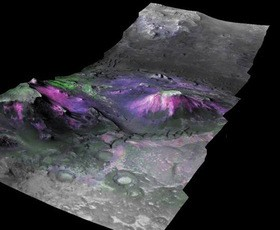Newswise: New Findings Show Diverse, Wet Environments on Ancient Mars