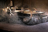 Newswise: Researchers Determine Why Robots Get Stuck in the Sand