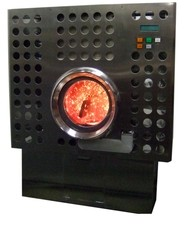 The charcoal combustion heater that Japanese scientists say will offer cleaner, more efficient home heating.