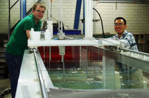 Newswise: Research Analyzes Flow Structure Under Breaking Waves