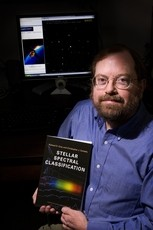 Newswise: Astronomy Professor Publishes Book on Stellar Classification