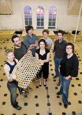 Newswise: Dance, Architecture Students Collaborate on Sustainable Dance Space