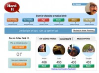 Newswise: Facebook Games for a Better Music Search Engine