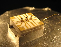 Newswise: NIST Develops Novel Ion Trap for Sensing Force and Light