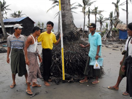 Newswise: Scientists Assess the 2008 Myanmar Cyclone Disaster