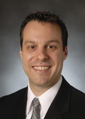 Justin Trogdon, Ph.D., a health economist at RTI International