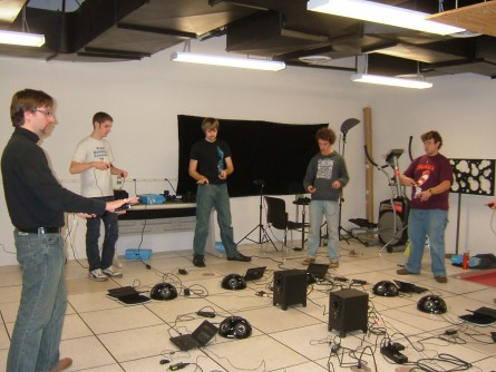 Newswise: Linux Laptop Orchestra – L2Ork – Gives Debut Performance