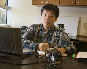 Tomonari Furukawa is leading a team of faculty, graduate students and undergraduate students from Virginia Tech's Virginia Center for Autonomous Systems...