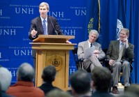 UNH, State Partner to Bring Green Technologies to Market, Create Jobs
