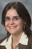 Ana M. Gonzalez-Angulo, M.D., associate professor in MD Anderson's Departments of Breast Medical Oncology and Systems Biology.