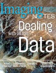 Fall 2010 issue of the quarterly print and online publication - Imaging Notes magazine.