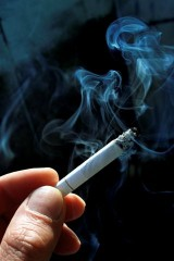 Cigarette smoke damages DNA within minutes after inhalation.
