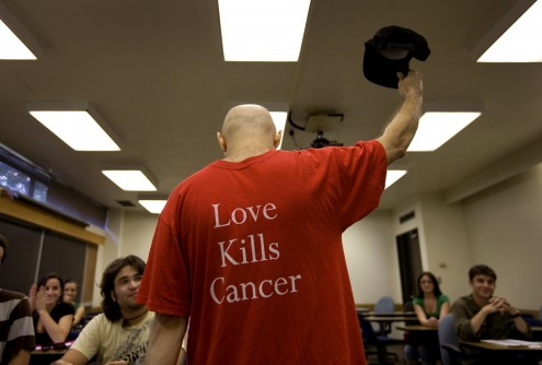 Newswise: Pulitzer Winner's Film Documents Battle With Cancer