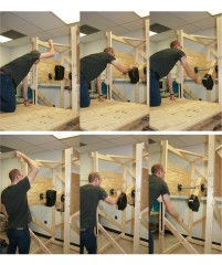 These two photo sequences depict a key part of a University of Utah