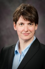 Kristin Michel, an assistant professor of biology at Kansas State University.
